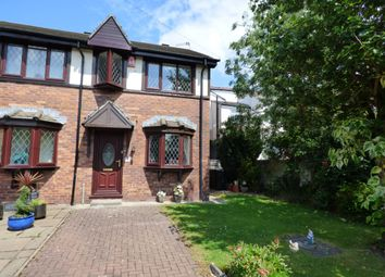 Thumbnail 2 bed terraced house for sale in Cherry Tree Court, Stockport