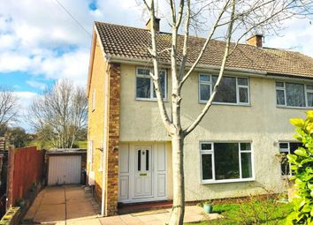 Thumbnail 3 bedroom semi-detached house for sale in Parkfield Road, Long Buckby, Northampton