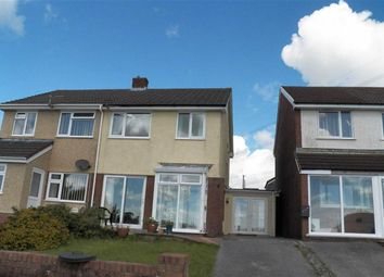 Thumbnail 4 bedroom detached house for sale in The Ashes, Meinciau, Kidwelly