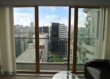 Thumbnail 2 bed flat to rent in Britton House, 21 Lord Street, Green Quarter