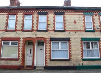 Thumbnail 2 bed property to rent in Clifton Street, Garston, Liverpool