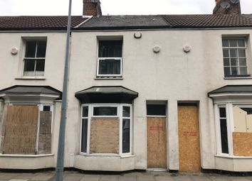 Thumbnail 2 bedroom terraced house for sale in 10 Outram Street, Middlesbrough, Cleveland