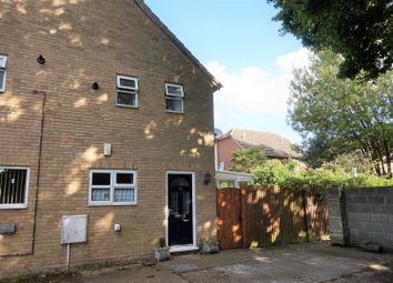Thumbnail 1 bed end terrace house for sale in Bicknor Road, Maidstone