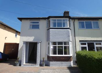 3 bed end terrace house for sale in Marshall Avenue, Warrington WA5