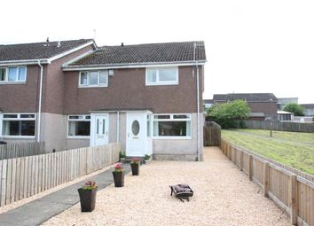 Thumbnail 2 bed end terrace house for sale in Firbank Grove, East Calder, Livingston, West Lothian