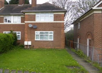 Thumbnail 2 bedroom flat for sale in Brailes Grove, Bordesley Green, Birmingham