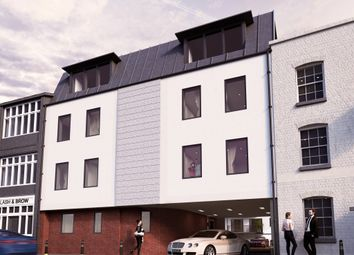 Thumbnail 1 bed flat for sale in Plot 16 Alban House, High Town, Hereford, Herefordshire