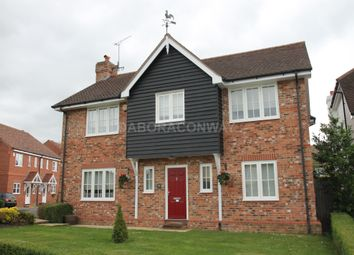 Thumbnail 4 bed detached house to rent in The Fountains, Loughton