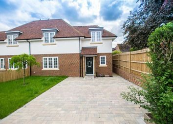 Thumbnail 3 bedroom semi-detached house for sale in Crabtree Road, Knebworth, Hertfordshire