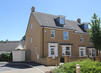 Thumbnail 4 bed semi-detached house for sale in Lower Trindle Close, Chudleigh, Newton Abbot