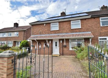 Thumbnail 3 bed end terrace house for sale in Evesham Road, Park End, Middlesbrough