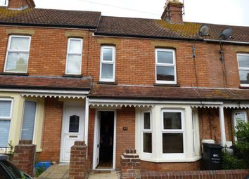 Thumbnail 2 bed terraced house to rent in Seaton Road, Yeovil