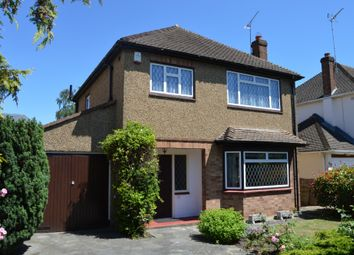 Thumbnail 3 bed detached house for sale in Nelmes Crescent, Hornchurch