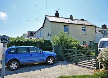 Thumbnail 2 bed terraced house for sale in Woodville Road, Lower Woodford, Bude, Cornwall
