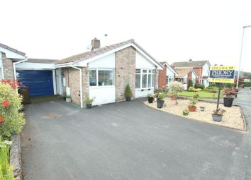 Thumbnail 2 bed detached bungalow for sale in Medway Drive, Biddulph, Stoke-On-Trent