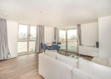 Thumbnail 3 bedroom flat to rent in Telcon Way, Telegraph Avenue, London