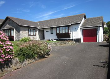 Thumbnail 3 bed detached bungalow for sale in Abbey Meadow, Lelant, St. Ives
