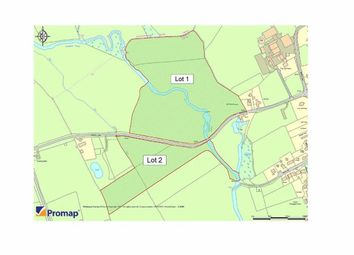 Thumbnail Land for sale in Common Lane, Sutton On The Hill, Ashbourne, Derbyshire