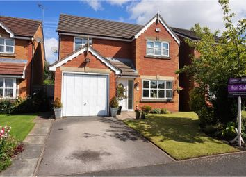 Thumbnail 4 bed detached house for sale in Whelan Gardens, St. Helens