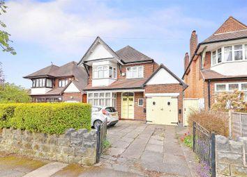 Thumbnail 3 bed detached house for sale in Portman Road, Kings Heath, Birmingham