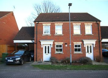 Thumbnail 3 bed semi-detached house to rent in Walker Crescent, Langley, Berkshire
