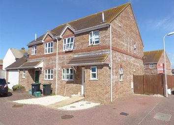 Thumbnail 3 bed semi-detached house for sale in Elveroakes Way, Weymouth, Dorset