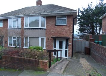 Thumbnail 3 bed semi-detached house for sale in Poplar Close, Strood
