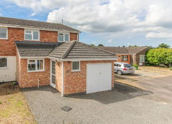 Thumbnail 3 bed semi-detached house for sale in Trinity Close, Fordham, Ely