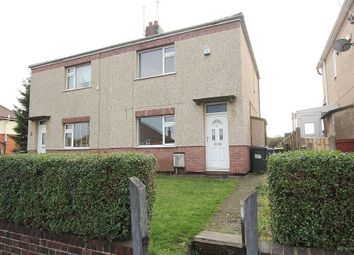 Thumbnail 2 bed semi-detached house for sale in Arnold Crescent, Mexborough, South Yorkshire