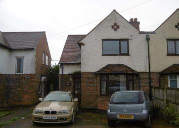 Thumbnail 3 bedroom semi-detached house for sale in 352 Osmaston Park Road, Derby, Derbyshire