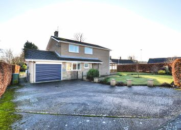 Thumbnail 4 bed detached house for sale in Lealands, Lesbury, Northumberland