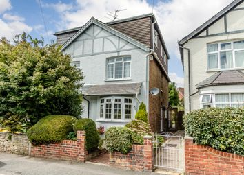Thumbnail 4 bed semi-detached house for sale in Vale Road, Esher, Surrey