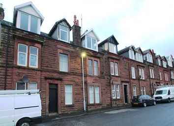 Thumbnail 1 bedroom flat for sale in 57, Gateside Street Flat 1-R, Largs Ayrshire KA309Hs