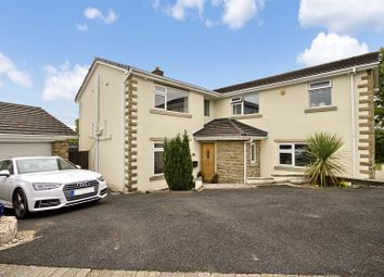 Thumbnail 4 bed detached house for sale in Cherry Tree Way, Bradshaw, Bolton