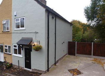 Thumbnail Town house to rent in Ambergrove, Ambergate, Belper