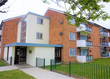 Thumbnail 2 bed flat for sale in Hillrise Road, Romford