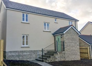 Thumbnail 4 bed detached house for sale in Amroth (Plot 24), Green Meadows Park, Narberth Road, Tenby
