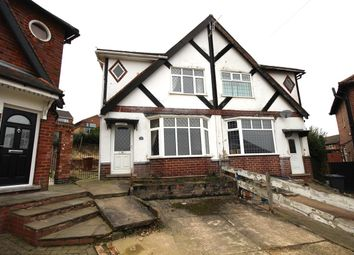 Thumbnail 3 bed semi-detached house for sale in Norman Crescent, Ilkeston