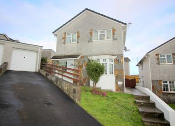 Thumbnail 3 bed detached house for sale in Ty Gwyn Drive, Brackla, Bridgend.