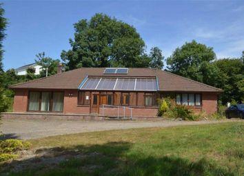 Thumbnail 5 bed detached bungalow for sale in Cwm Felin, Penrhyncoch, Aberystwyth