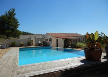 Thumbnail 4 bed villa for sale in Azillanet, Hérault, France