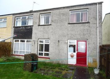 Thumbnail 3 bed semi-detached house for sale in Maes-Y-Felin, Bridgend
