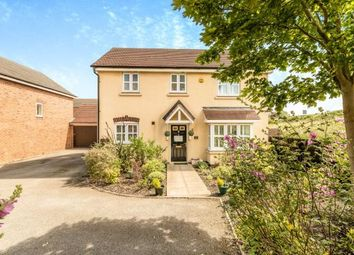 Thumbnail 3 bed detached house for sale in Jacombe Close, Warwick, .