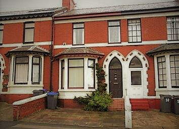 Thumbnail 4 bedroom terraced house for sale in Regent Road, Blackpool