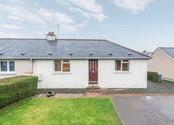 Thumbnail 2 bedroom semi-detached bungalow for sale in Kellas Road, Wellbank, Angus