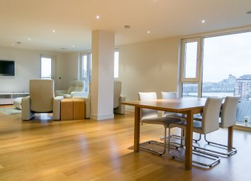 Thumbnail 5 bed flat to rent in Dolphin House, Imperial Wharf