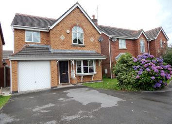 Thumbnail 4 bedroom detached house for sale in School Lane, Lostock Hall, Preston
