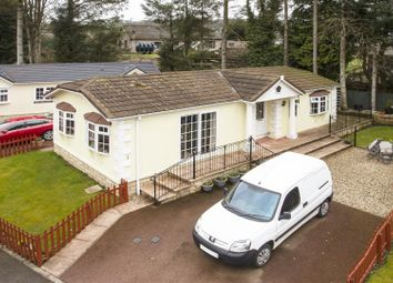 Thumbnail 2 bed detached bungalow for sale in Mill House Park, Crieff