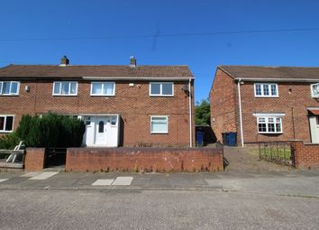 Thumbnail 2 bed semi-detached house to rent in Thirlmere Court, Hebburn