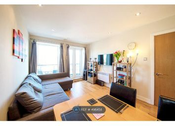 Thumbnail 1 bed flat to rent in Central House, London